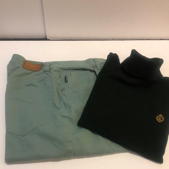 Ralph Lauren Denim - Light green Ralph Lauren Jeans